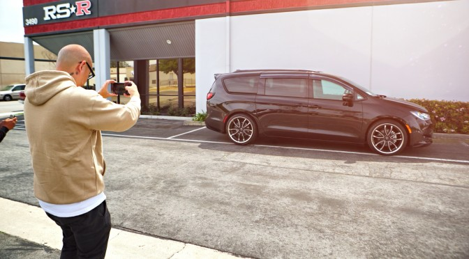 Ben Baller's Pacifica Build by Vankulture / RSR USA / Conceptonewheels