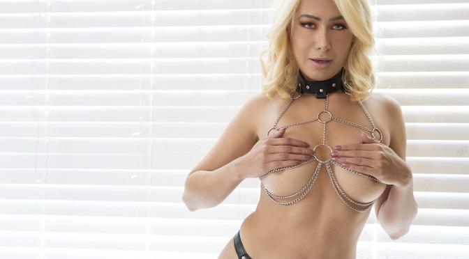 Lilly Evans sexy Dominatrix shoot